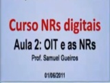 Aula 2: A OIT E AS NRs